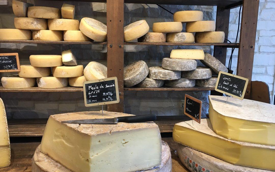 Y a-t-il des saisons pour le fromage ?